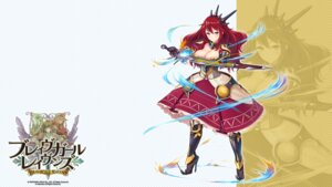 Rating: Questionable Score: 11 Tags: armor brave_girl_ravens cleavage f-cla heels sword tagme wallpaper User: zyll