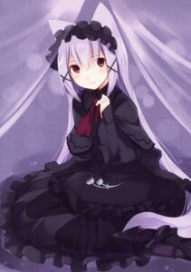 Rating: Safe Score: 41 Tags: animal_ears gothic_lolita heels kyuri lolita_fashion User: Radioactive