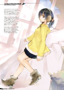 Rating: Safe Score: 13 Tags: fujishima headphones raving_phantom User: Hatsukoi