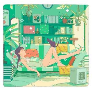 Rating: Safe Score: 7 Tags: aorkgk lingerie neko pantsu User: mash