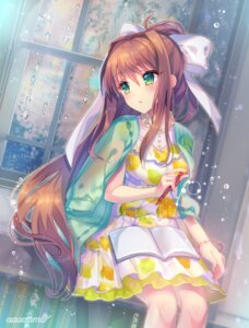 Rating: Safe Score: 20 Tags: amo doki_doki_literature_club! dress monika_(doki_doki_literature_club!) User: Mr_GT