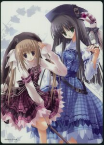 Rating: Safe Score: 14 Tags: card dress lolita_fashion tinkle User: Radioactive