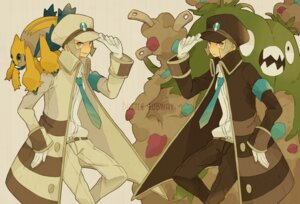 Rating: Safe Score: 12 Tags: male o-ishi pokemon User: hobbito