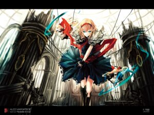 Rating: Safe Score: 14 Tags: alice_margatroid makai_no_juumin touhou wallpaper User: fireattack