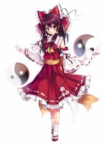 Rating: Safe Score: 48 Tags: hakurei_reimu miko mushroom touhou User: dyj