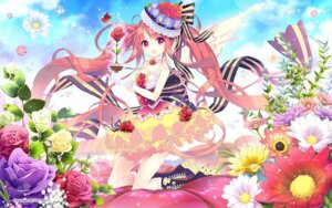 Rating: Safe Score: 44 Tags: e-nya heels thighhighs wings User: fairyren