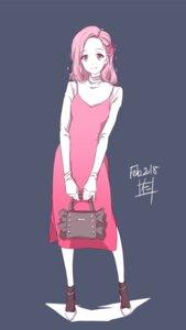 Rating: Safe Score: 18 Tags: dress heels nii_manabu User: saemonnokami