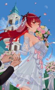 Rating: Safe Score: 29 Tags: azur_lane dress honolulu_(azur_lane) tagme wedding_dress User: Mr_GT