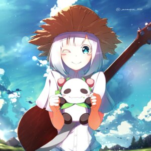Rating: Safe Score: 34 Tags: c.c.r_(ccrgaoooo) guitar signed User: charunetra