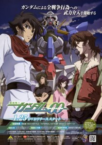 Rating: Safe Score: 4 Tags: allelujah_haptism gundam gundam_00 lockon_stratos male mecha neil_dylandy setsuna_f_seiei tieria_erde User: vita