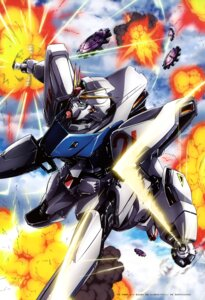 Rating: Questionable Score: 4 Tags: gundam gundam_f91 User: drop
