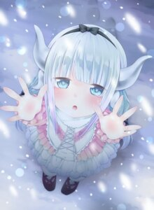 Rating: Safe Score: 28 Tags: dress himawarino-tane horns kanna_kamui kobayashi-san_chi_no_maid_dragon User: sym455