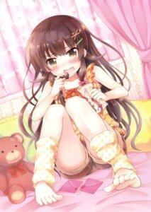 Rating: Safe Score: 78 Tags: feet tachitsu_teto User: Twinsenzw