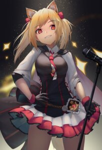 Rating: Safe Score: 40 Tags: animal_ears arknights sora_(arknights) tagme User: Spidey