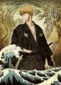 Rating: Safe Score: 22 Tags: bleach kurosaki_ichigo male sword User: charunetra