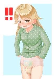 Rating: Explicit Score: 2 Tags: loli morikubo_nono naka_ushiro pajama pee the_idolm@ster the_idolm@ster_cinderella_girls User: leotard