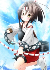 Rating: Safe Score: 11 Tags: armor inuarasi japanese_clothes kantai_collection weapon zuihou_(kancolle) User: 椎名深夏