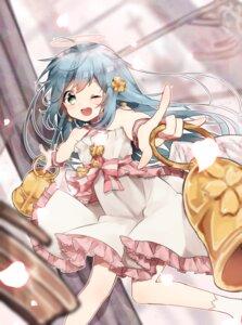 Rating: Safe Score: 33 Tags: bellringer_angel_(shadowverse) dress sasakura_(npdk7484) shadowverse User: sym455