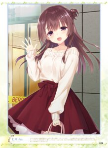 Rating: Questionable Score: 70 Tags: muririn sweater User: Twinsenzw