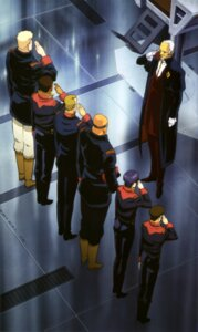 Rating: Safe Score: 5 Tags: gundam male uniform zeta_gundam User: drop