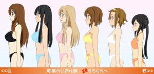 Rating: Questionable Score: 37 Tags: akiyama_mio bra hirasawa_yui k-on! kotobuki_tsumugi megane nakano_azusa pantsu rm tainaka_ritsu yamanaka_sawako User: Radioactive