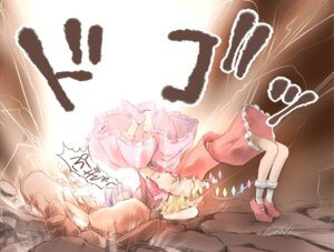 Rating: Safe Score: 7 Tags: flandre_scarlet nekoguruma remilia_scarlet touhou User: Radioactive