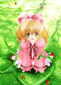 Rating: Safe Score: 4 Tags: hina_ichigo nonoko rozen_maiden User: konstargirl