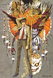 Rating: Safe Score: 4 Tags: death_note male obata_takeshi yagami_light User: Radioactive