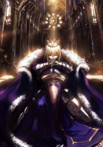 Rating: Safe Score: 44 Tags: fate/stay_night fate/zero saber stu_dts User: omegakung
