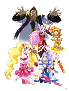 Rating: Safe Score: 3 Tags: dress fresh_pretty_cure! pantyhose pretty_cure thighhighs weapon User: drop