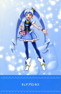 Rating: Questionable Score: 8 Tags: dress happiness_charge_precure! heels pretty_cure shirayuki_hime_(precure) thighhighs User: drop