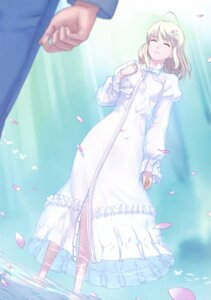 Rating: Safe Score: 6 Tags: dress fate/stay_night nishiwaki_dat saber type-moon User: Radioactive