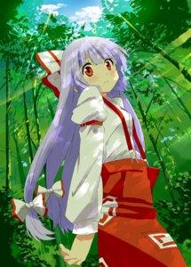 Rating: Safe Score: 15 Tags: ema20 fujiwara_no_mokou touhou User: Nekotsúh