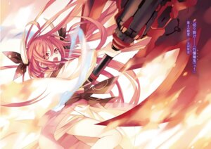 Rating: Safe Score: 31 Tags: date_a_live itsuka_kotori japanese_clothes tsunako weapon User: kiyoe