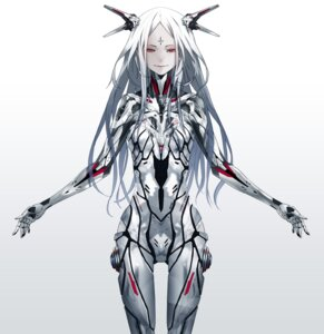 Rating: Safe Score: 43 Tags: beatless mecha_musume redjuice User: Radioactive