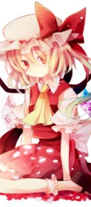 Rating: Safe Score: 19 Tags: flandre_scarlet ibara_riato touhou User: Radioactive