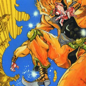 Rating: Safe Score: 3 Tags: araki_hirohiko dio_brando jojo's_bizarre_adventure male User: Radioactive