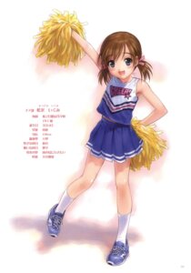 Rating: Safe Score: 20 Tags: cheerleader goto-p User: bunnygirl