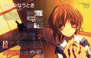 Rating: Safe Score: 3 Tags: clannad furukawa_nagisa ohkubo_toru seifuku User: vita
