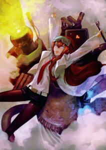 Rating: Safe Score: 37 Tags: huke makise_kurisu pantyhose steins;gate User: Arkheion