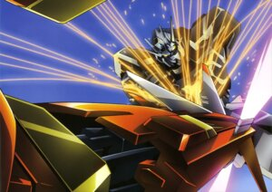 Rating: Safe Score: 2 Tags: gundam gundam_seed mecha strike_gundam User: drop