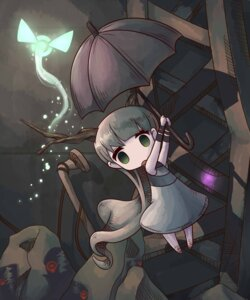 Rating: Safe Score: 17 Tags: dress horns hotaru_no_nikki mion_(hotaru_no_nikki) miyan umbrella User: Radioactive