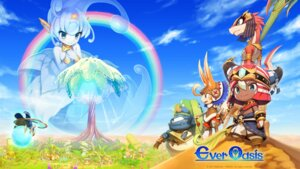 Rating: Questionable Score: 5 Tags: animal_ears armor dress esna ever_oasis grezzo horns miu_(ever_oasis) monster monster_girl nintendo pointy_ears shizuma_yoshinori sword tethu wallpaper User: fly24