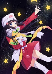 Rating: Safe Score: 46 Tags: hikari_(pokemon) jirachi pokemon thighhighs transistor User: Mr_GT