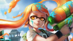 Rating: Safe Score: 8 Tags: gun inkling_(splatoon) splatoon tagme User: Zatsune_Miku