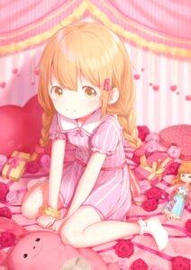 Rating: Safe Score: 10 Tags: dress futaba_anzu naru12 the_idolm@ster the_idolm@ster_cinderella_girls User: KazukiNanako