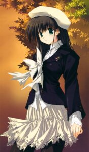 Rating: Safe Score: 20 Tags: comic_party hasebe_aya mitsumi_misato pantyhose seifuku User: Kalafina