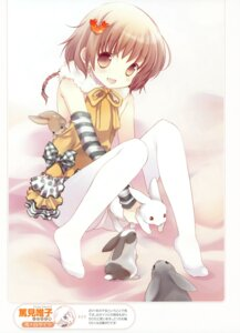Rating: Safe Score: 40 Tags: pantyhose tokumi_yuiko User: crim