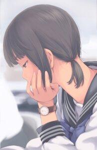 Rating: Questionable Score: 19 Tags: kamo seifuku User: syuki144