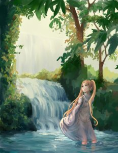 Rating: Safe Score: 15 Tags: dress landuo_niangao see_through skirt_lift wet wet_clothes User: charunetra